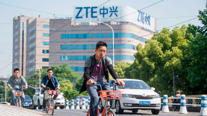 Why the US is in a fight with Chinese phone maker ZTE