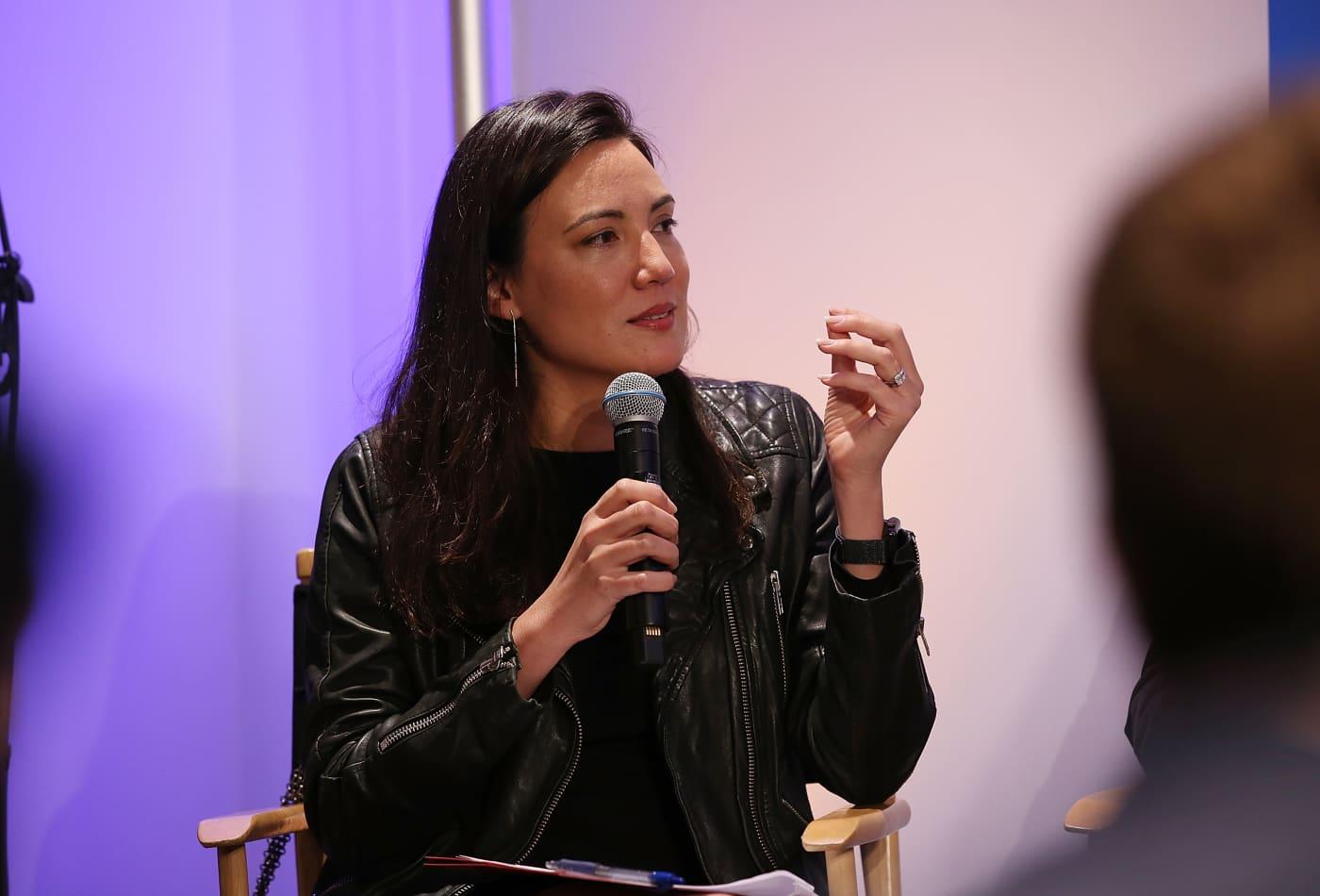 How HBO's 'Westworld' co-creator Lisa Joy became a writer