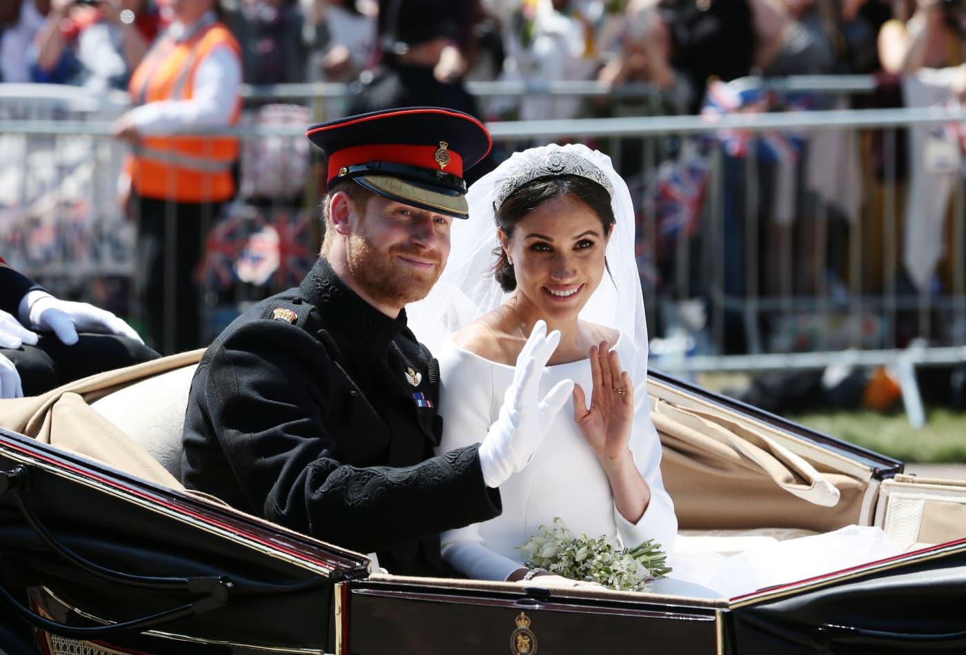 Prince Harry Wedding.Ratings For Prince Harry And Meghan Markle Royal Wedding