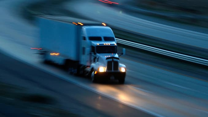 Supreme Court Considers Trucking Case That Could Rattle The