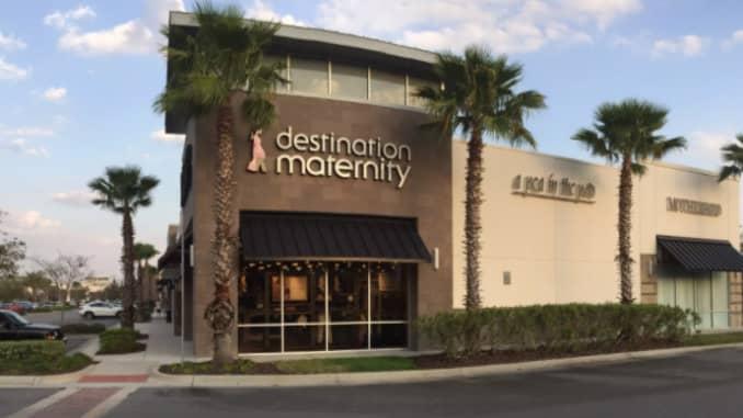 H/O: Destination Maternity Store
