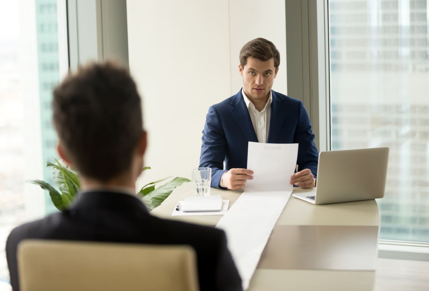Want to write the perfect resume? Stop making it all about yourself