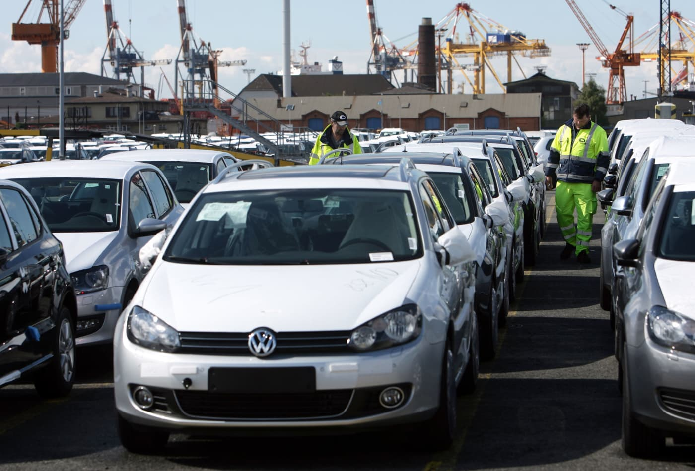 Trump's tariff threats on autos are stoking fears of a German recession
