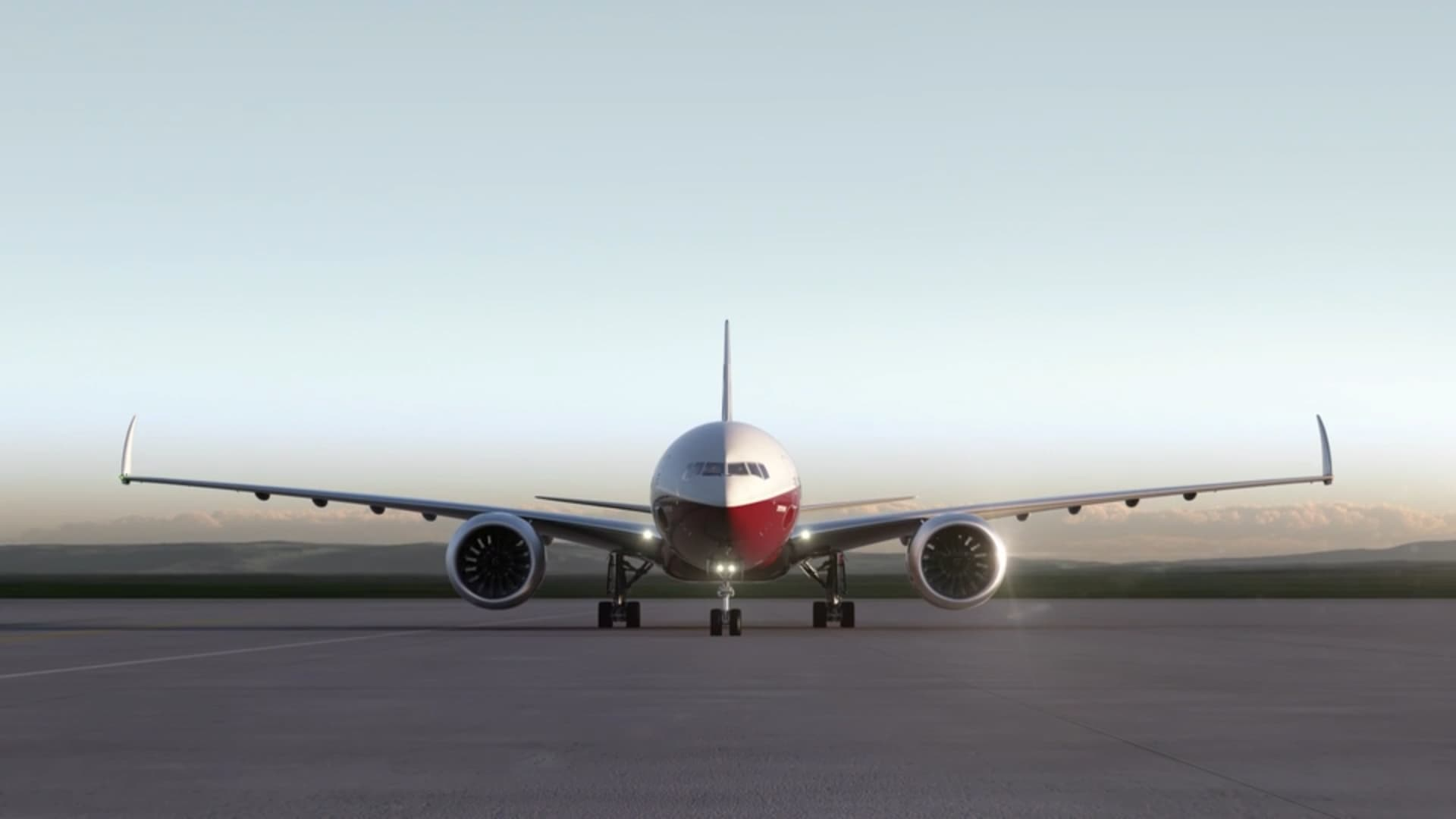 Boeing's new 777s will have folding wings