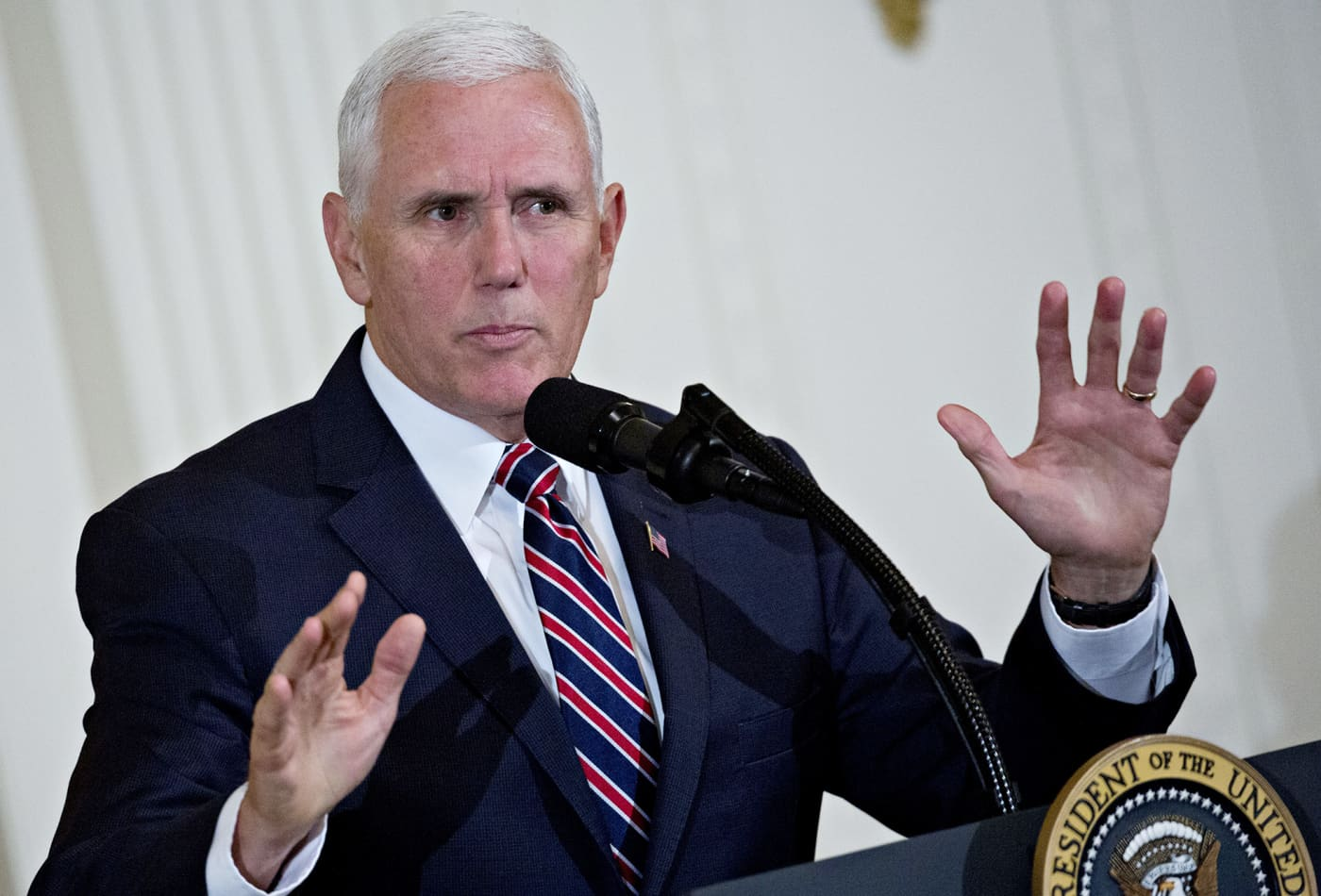 Pence affirms 'Russia meddled in our 2016 elections,' lays out plans to prevent it from happening again