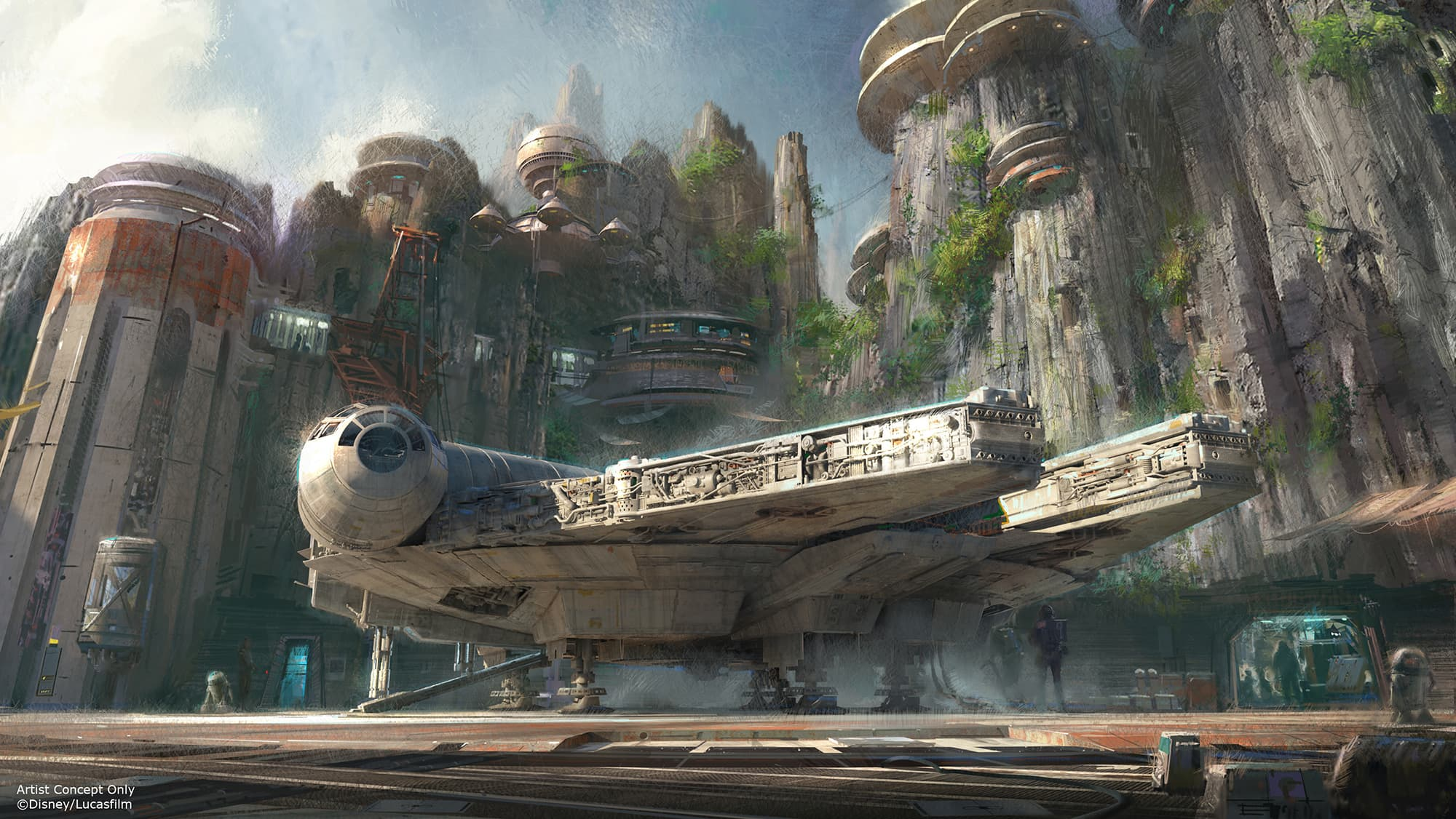 Disney's Star Wars: Galaxy Edge to include Oga's Cantina