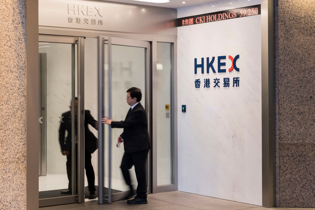Hong Kong is considering 'dual-class' share listings for non-tech firms, says official