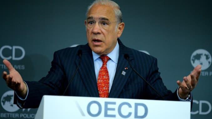 PREMIUM: OECD GurriaJune 2017