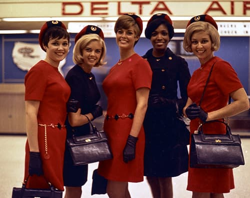 Delta Air Lines New Zac Posen Uniforms Will Go With