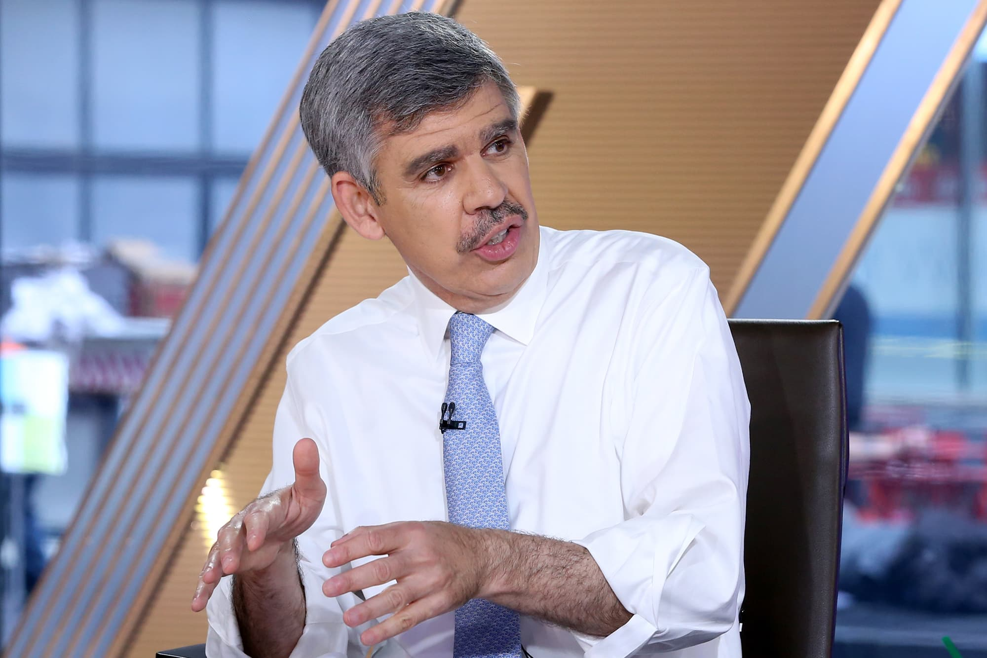 El-Erian: Don't underestimate the possibility of a 'Reagan moment' for Trump on China