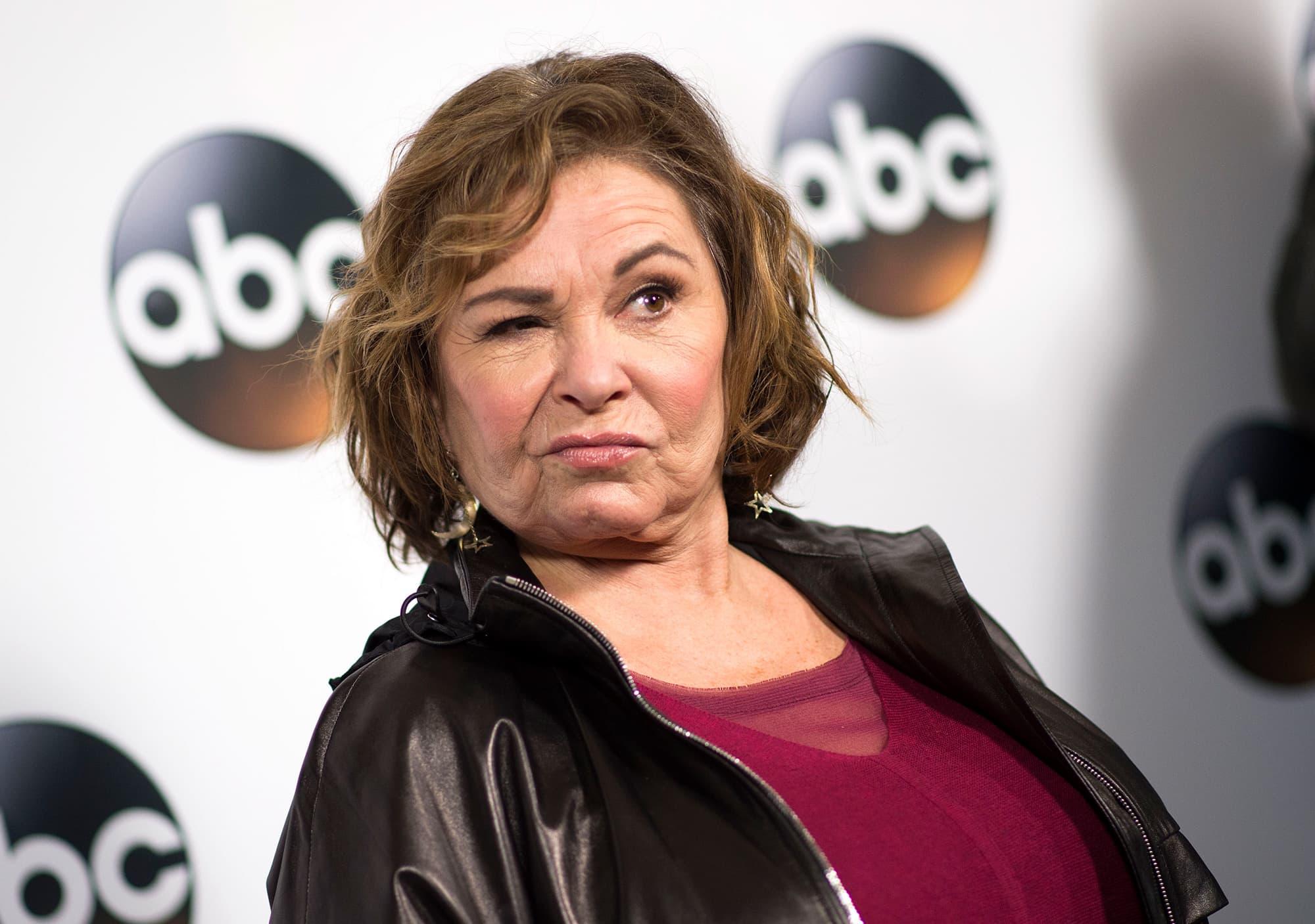 Roseanne Barr vanity fair