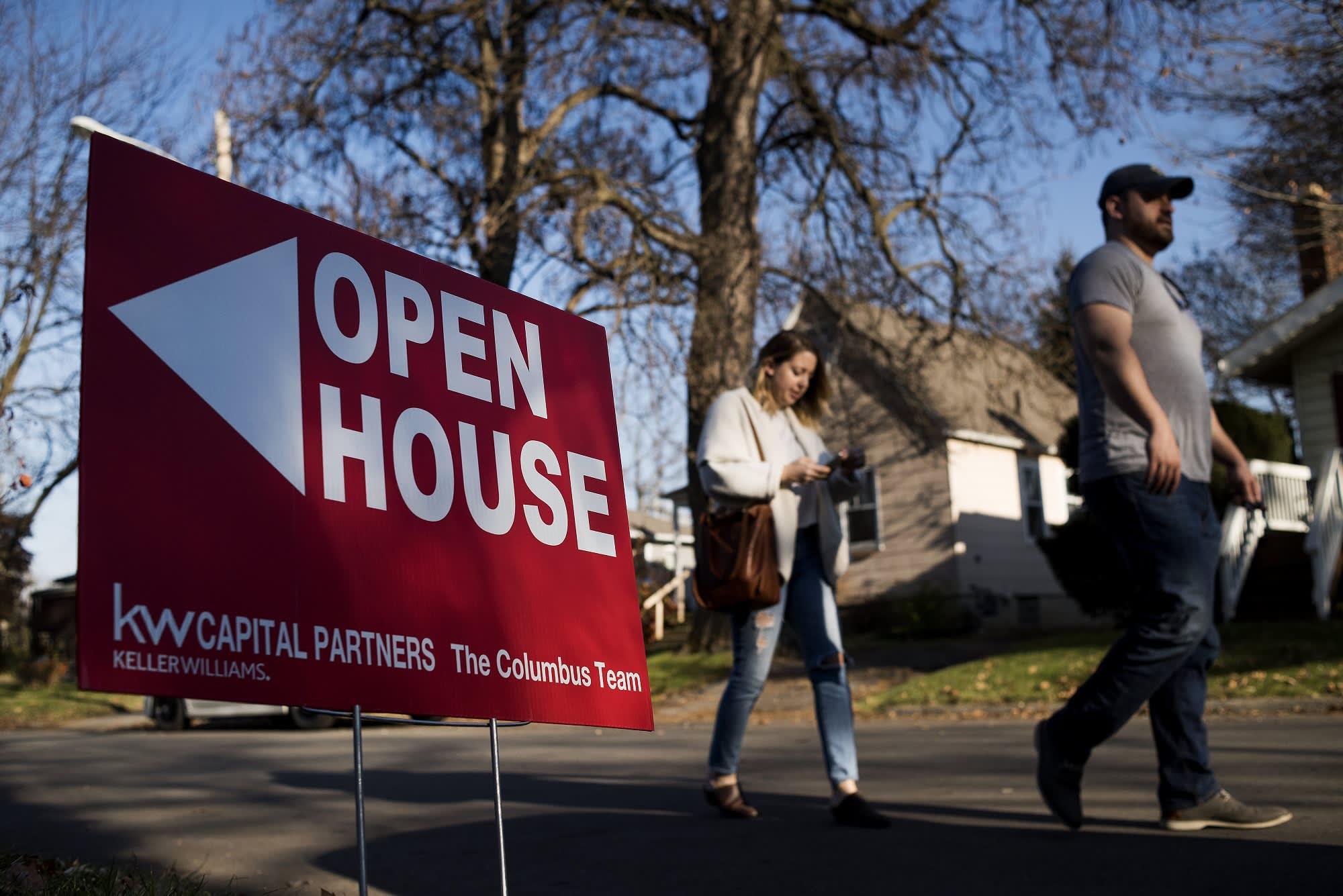 Iran strike solidifies lower U.S. mortgage rates
