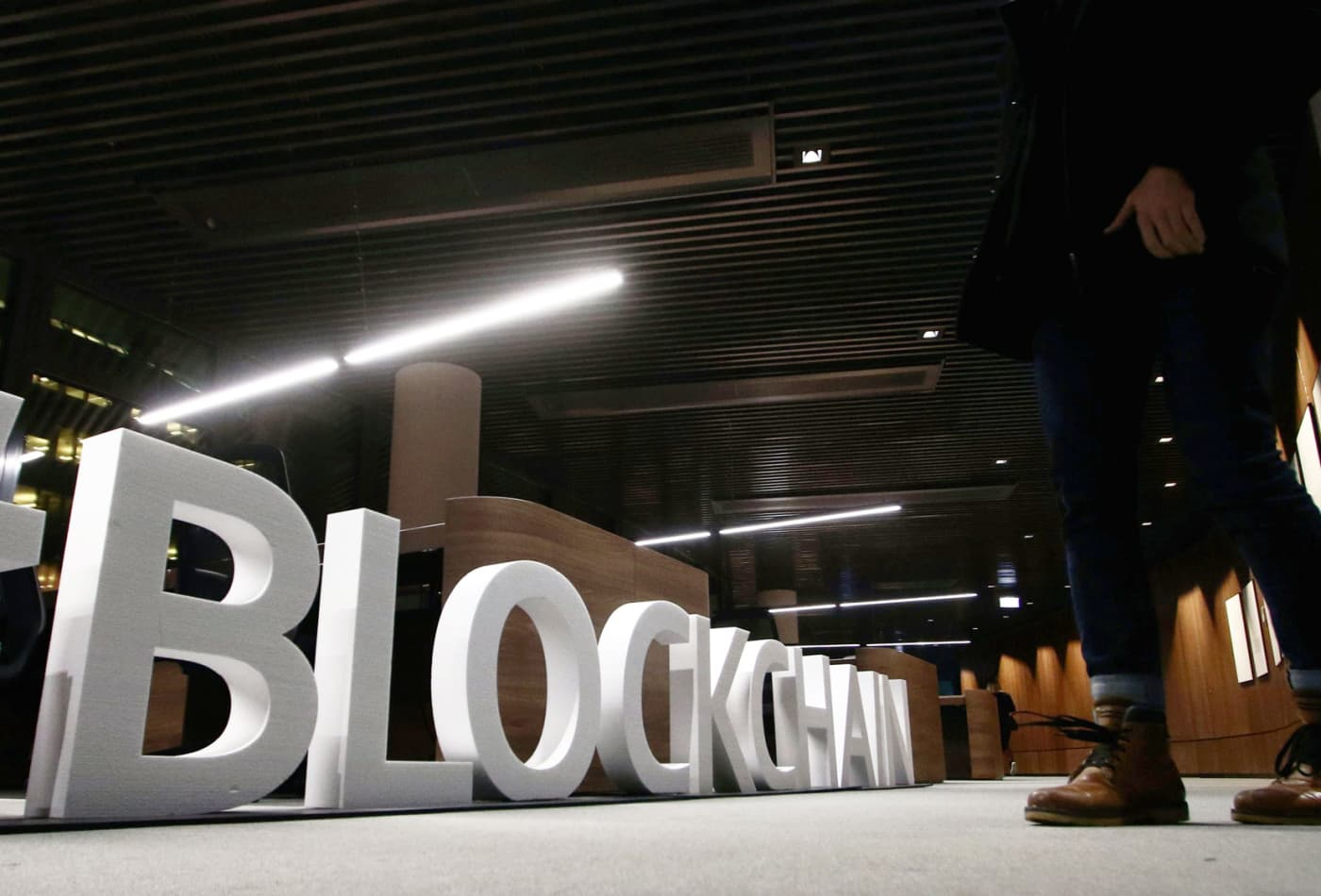 China taps blockchain technology to boost financing for businesses hit by virus