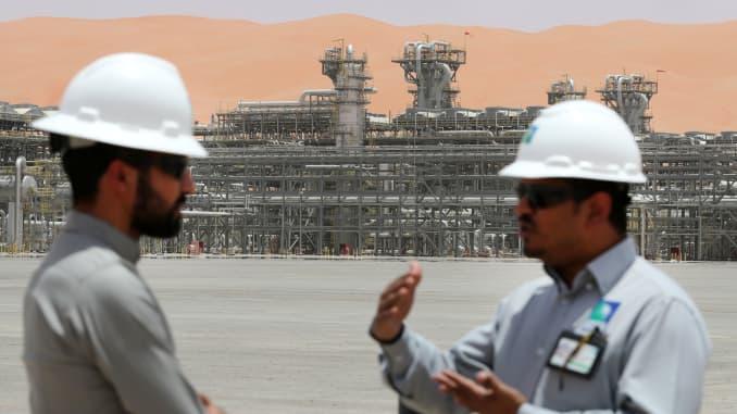 Saudi Arabia's massive oil reserves grow by 2 2 billion barrels