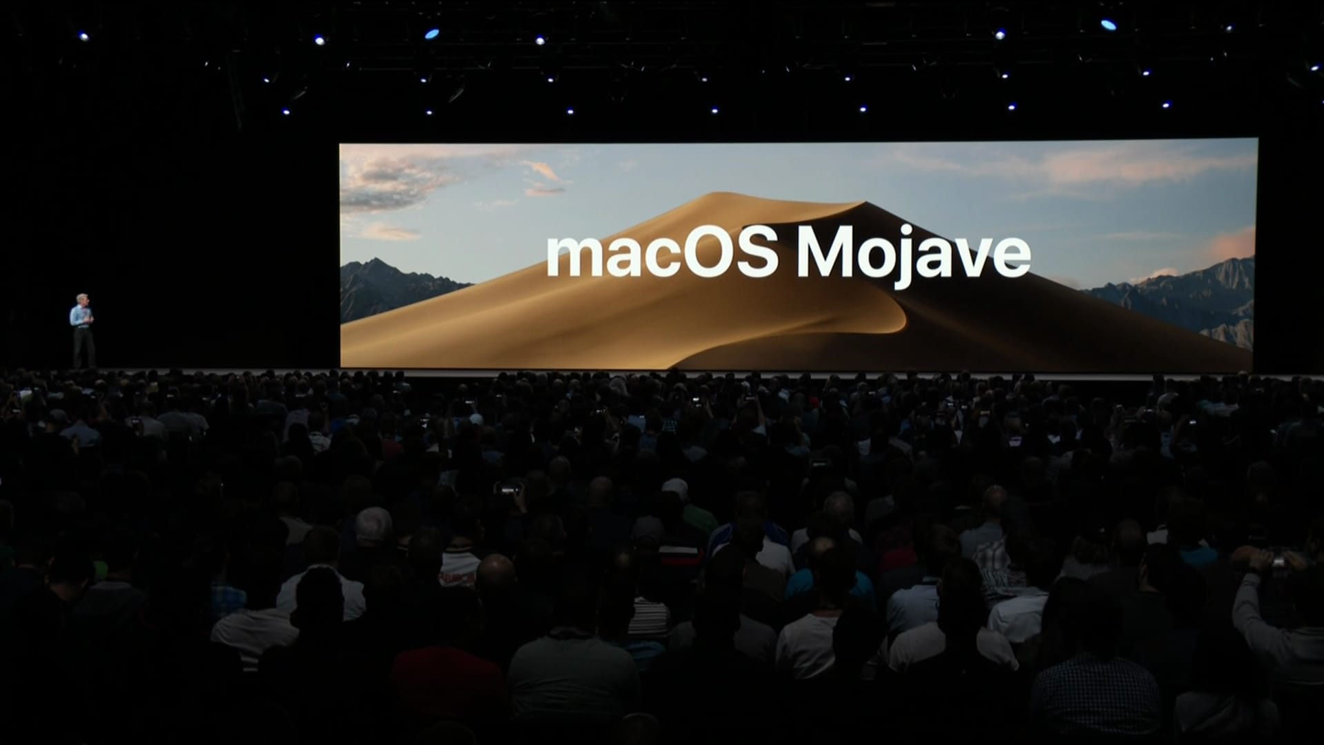 Apple reveals new Mac operating system