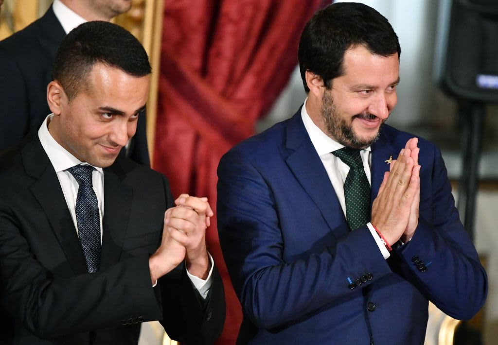 The future of Italy's coalition government remains uncertain despite reassurances from Salvini