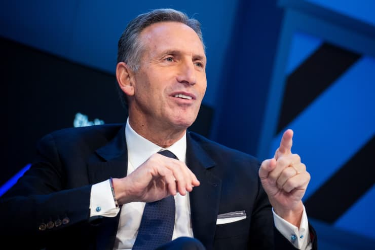 GP: Howard Schultz speaking 161110
