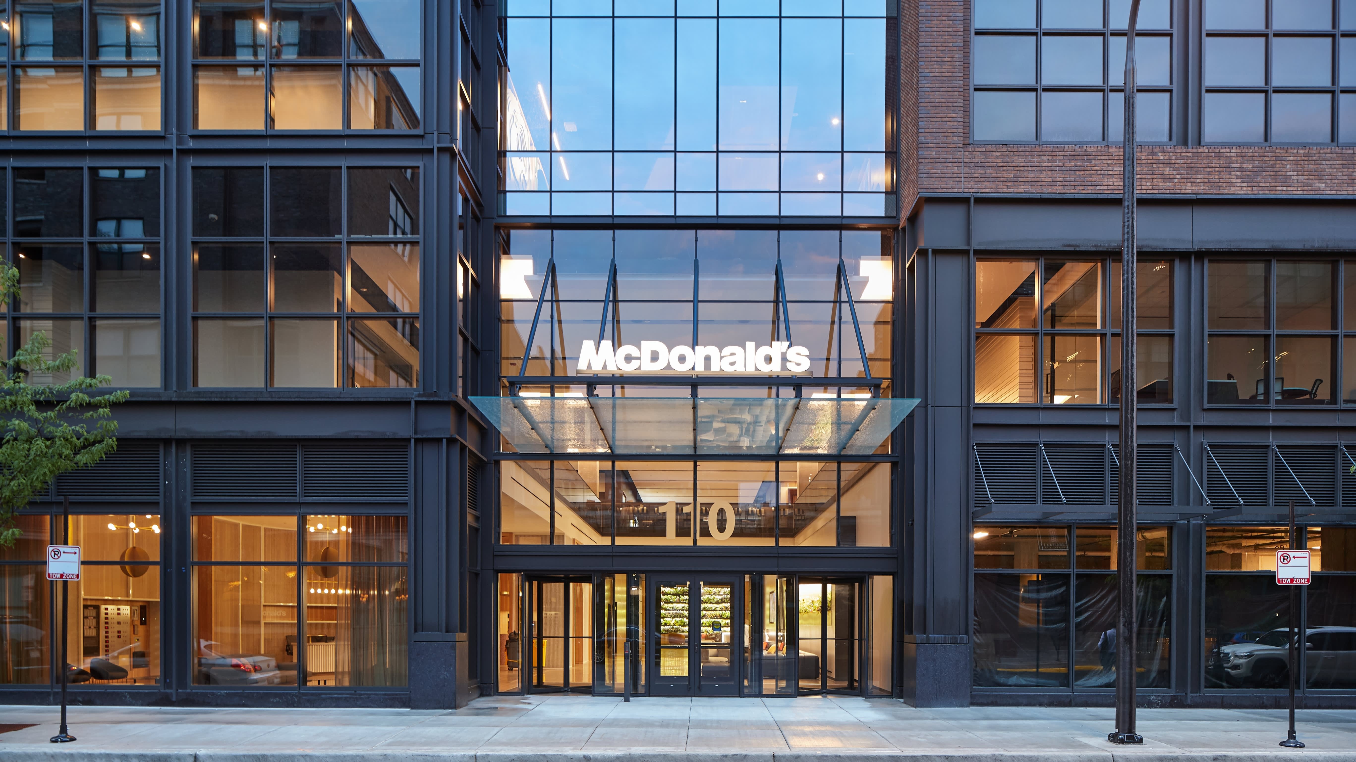 McDonald's opens new $250 million headquarters  Here's what