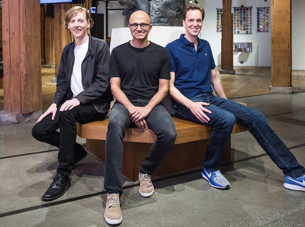 GitHub CEO Nat Friedman Reddit AMA: no ads in free repos