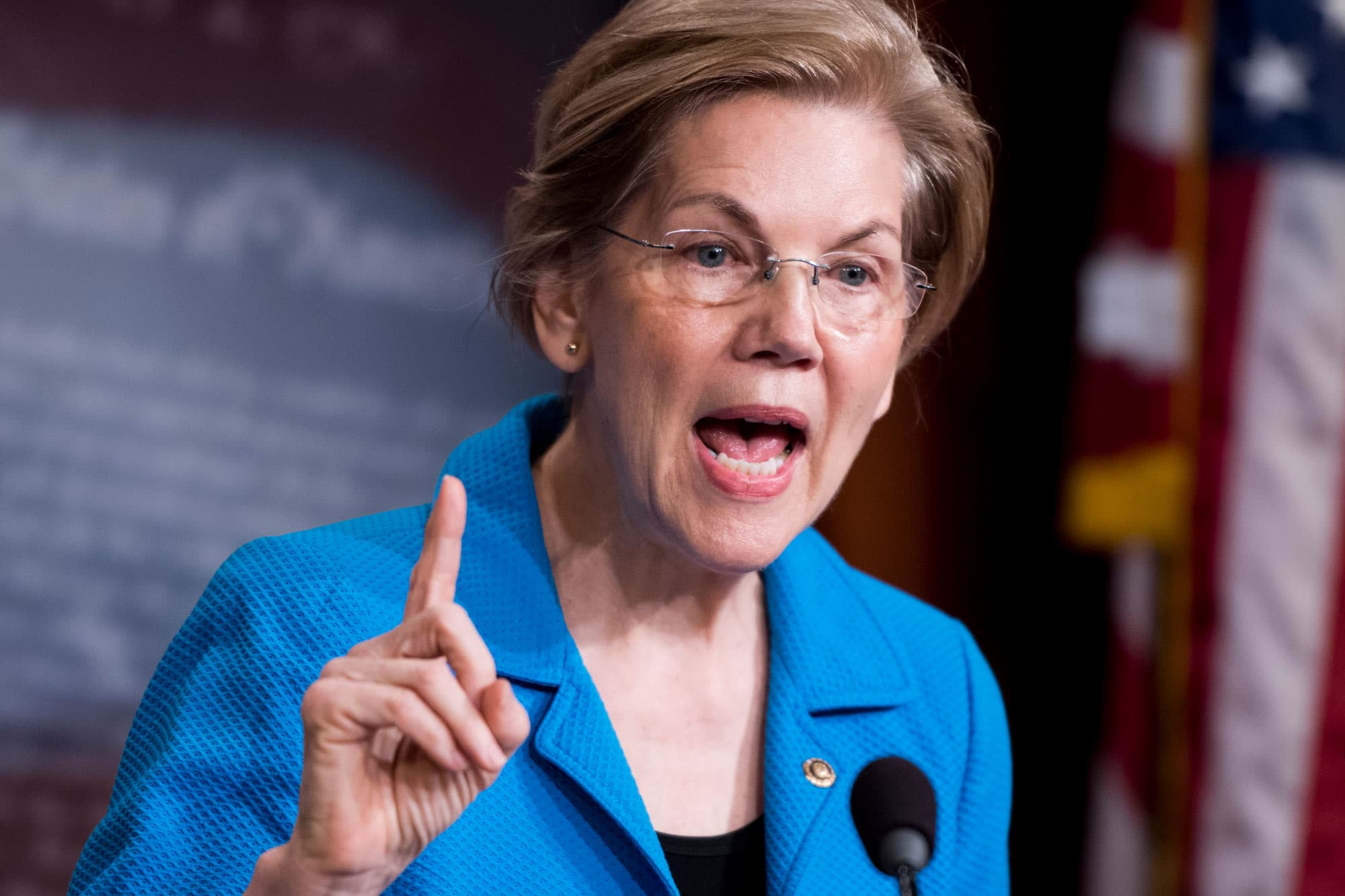 Elizabeth Warren could be 'even tougher than Trump' on China, says analyst