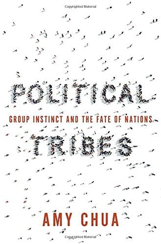 Political Tribes book cover