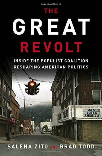 The Great Revolt book cover