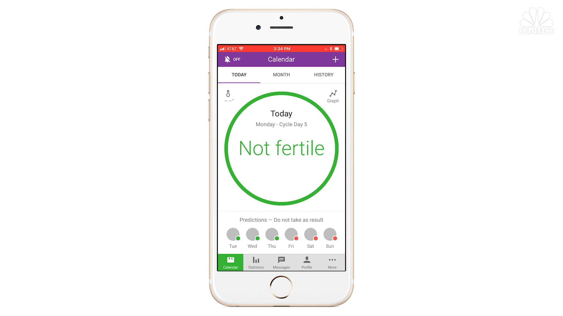 Fertility apps are one the rise and Natural Cycles is now