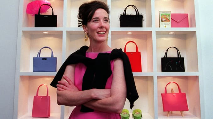 Kate Spade S Legacy A New Style For The Quintessential American Woman