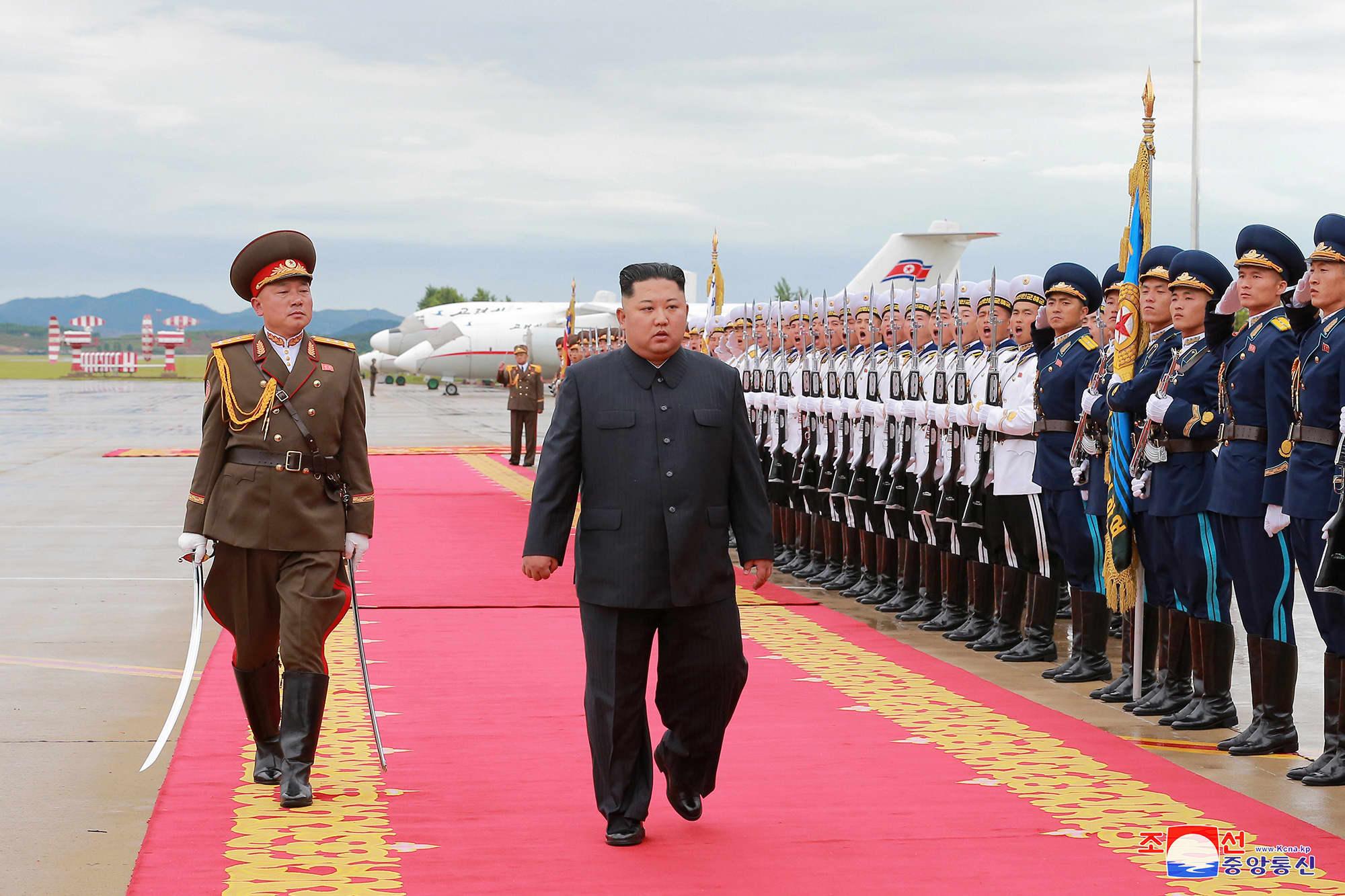 North Korea making 'rapid' improvements to nuclear reactor despite Trump-Kim agreement