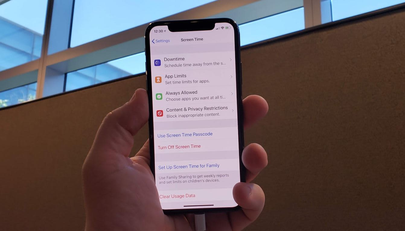 CNBC Tech: iOS 12 screen time 2