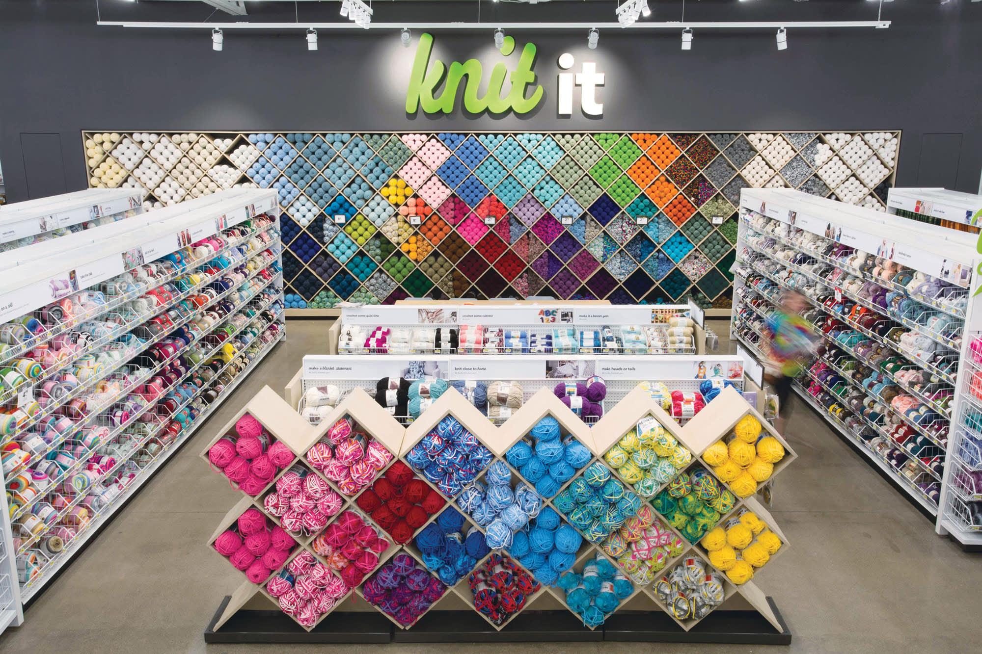 Craft Room Storage Dollar Stores
