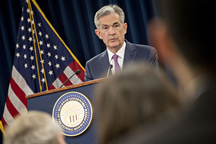 GP: Jerome Powell, chairman of the U.S. Federal Reserve, 180613-003