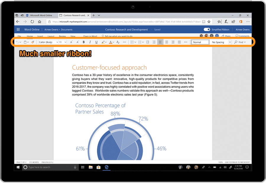 Microsoft redesigned Office — here are the biggest changes