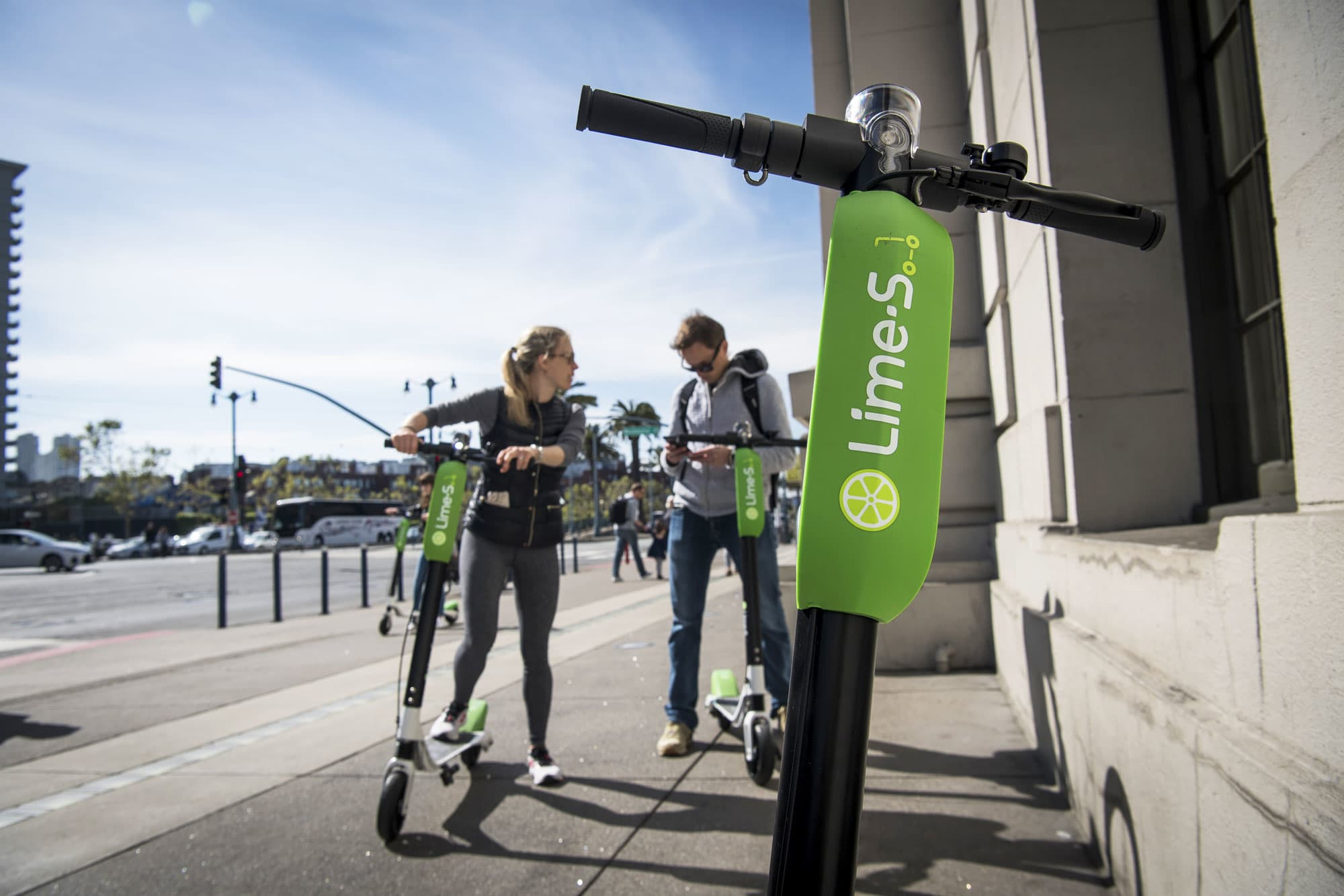 Scooter start-ups like Lime and Bird: why investors love