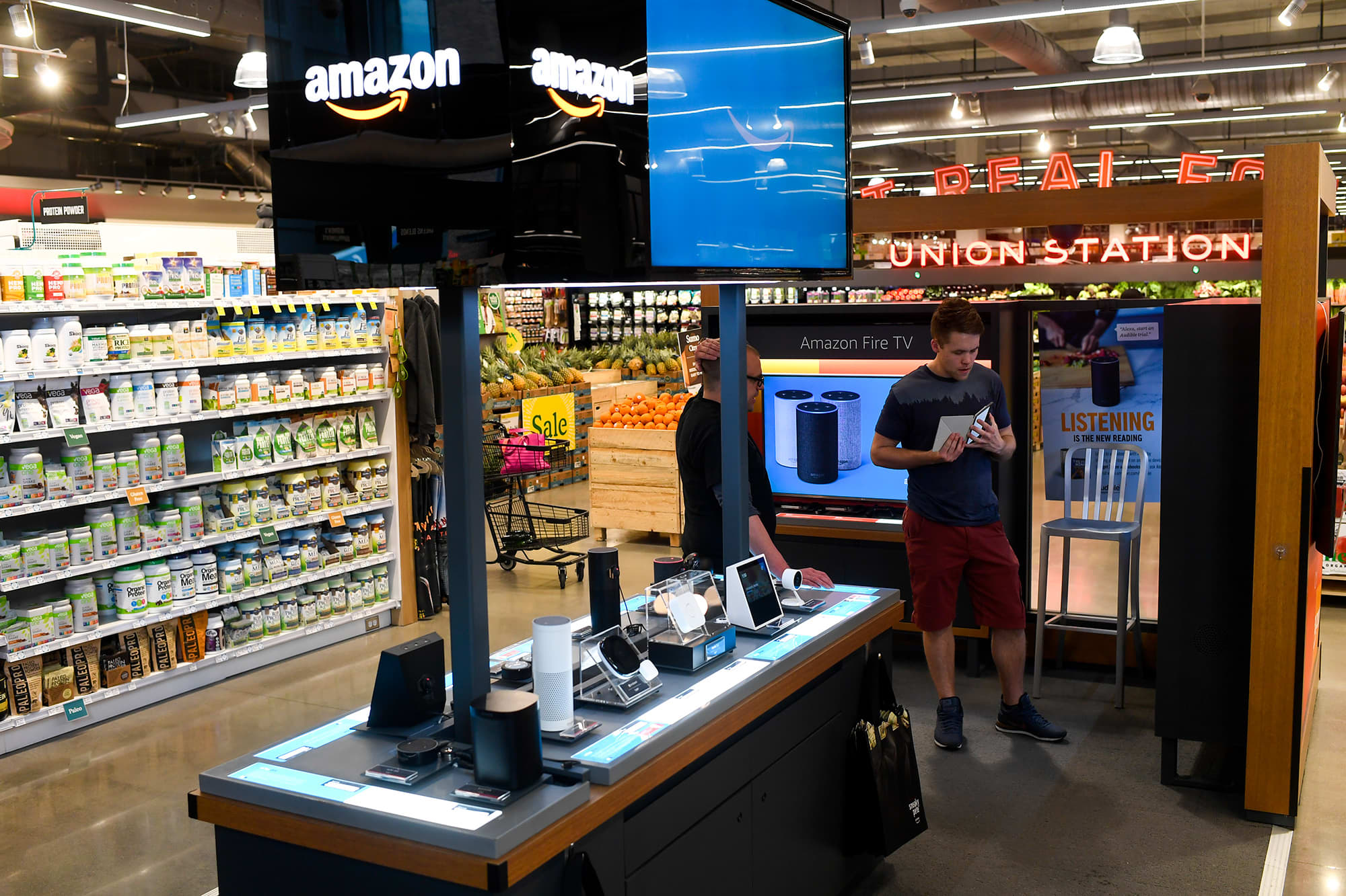 A year after Amazon announced Whole Foods deal, here's where