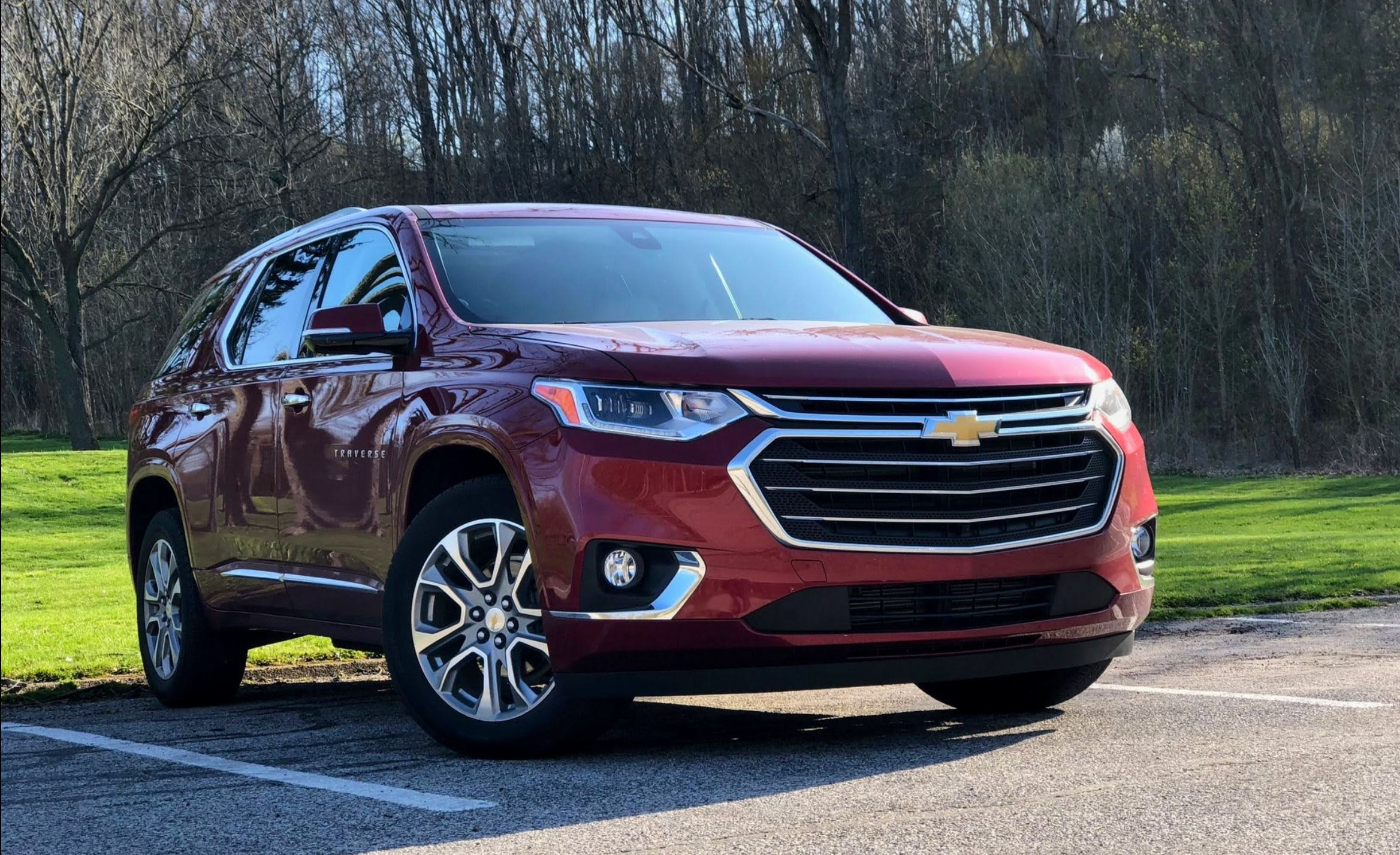2018 Chevy Traverse Review