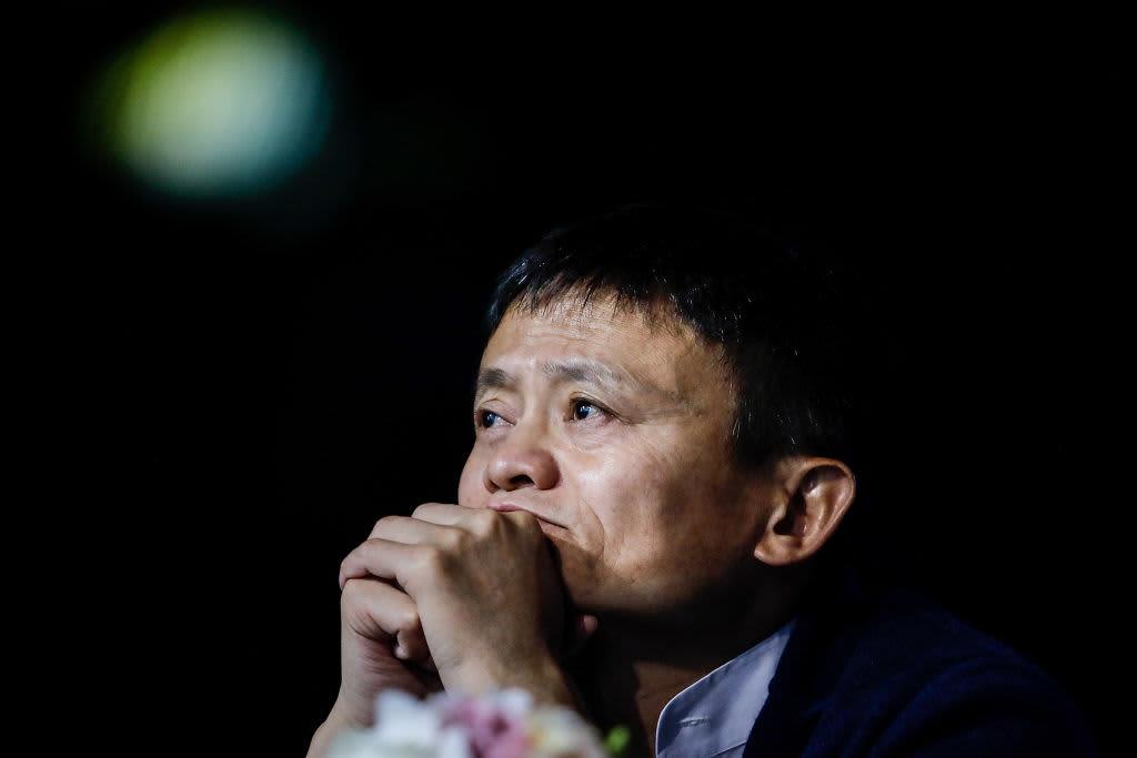 Jack Ma explains how entrepreneurs should deal with rejection