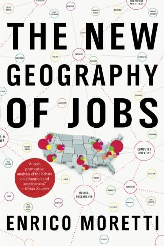 The New Geography of Jobs book cover 180618 nyc