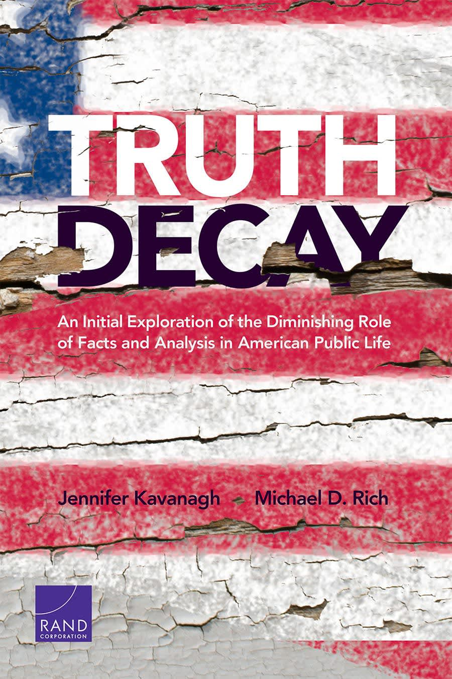 Truth Decay book cover 180618 nyc