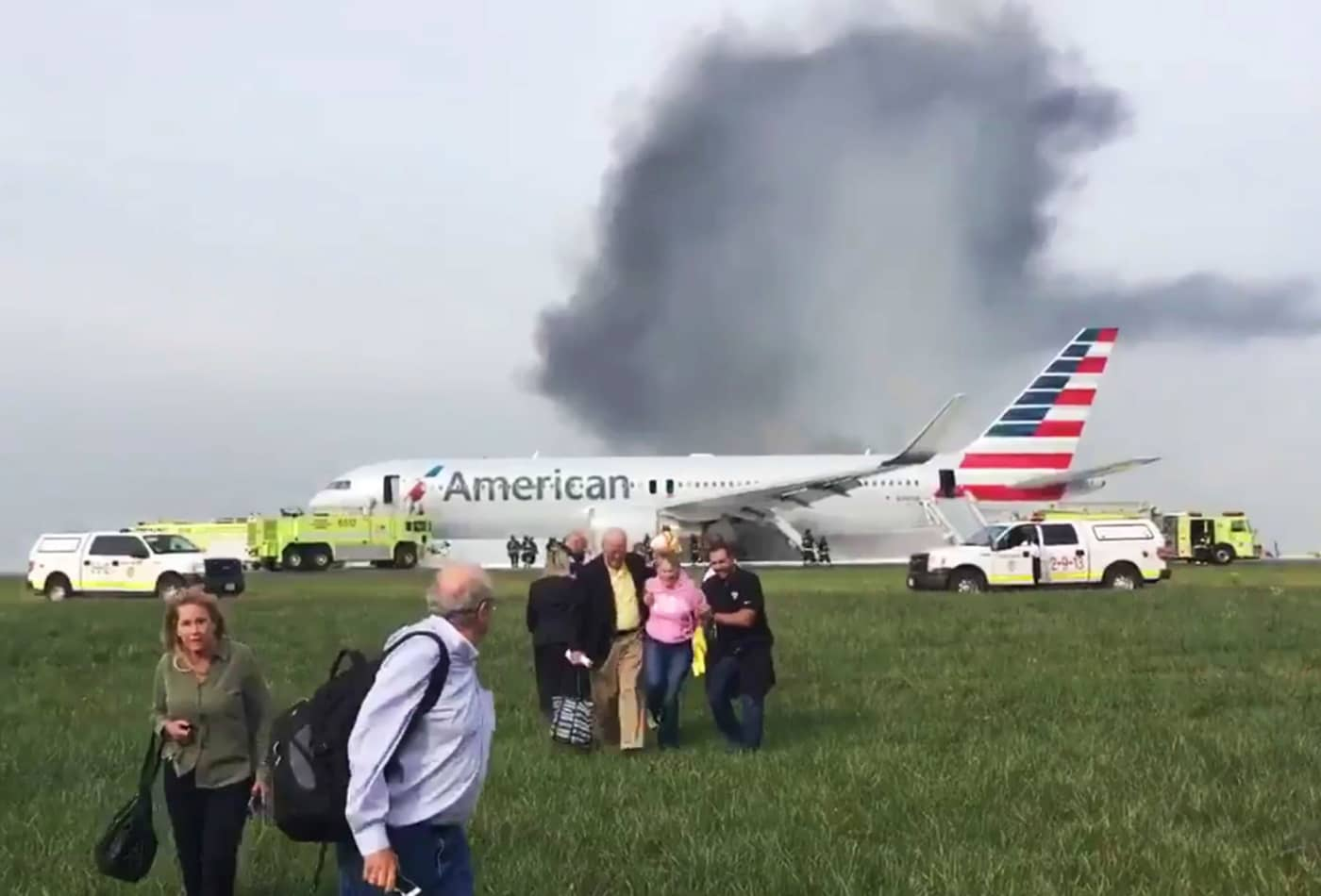 FAA faces audit of airplane evacuation standards