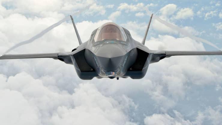 Handout: F-35b Lockheed Martin