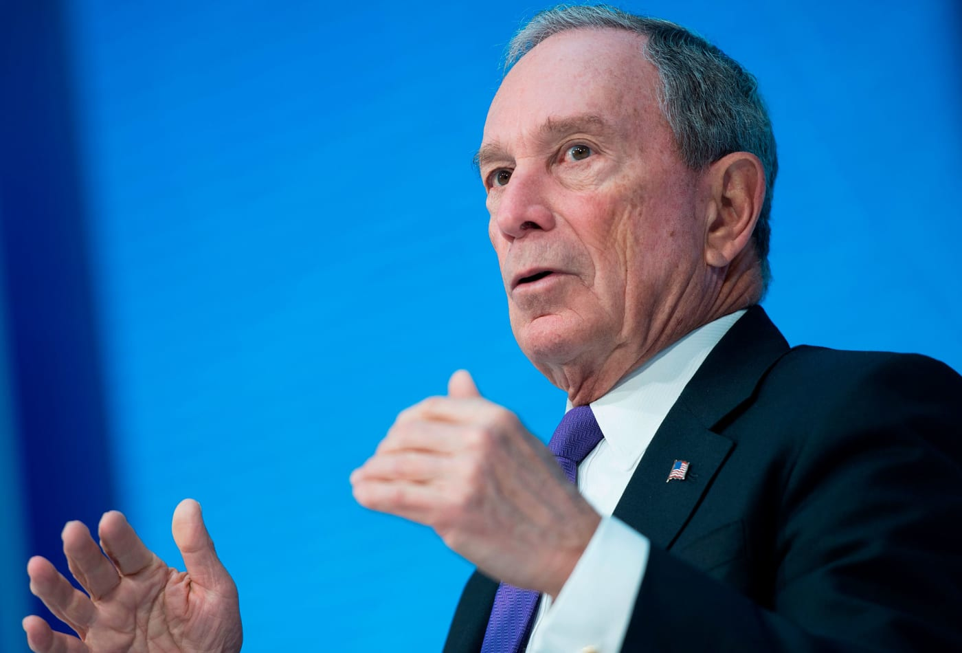 2020 Spotlight: Michael Bloomberg