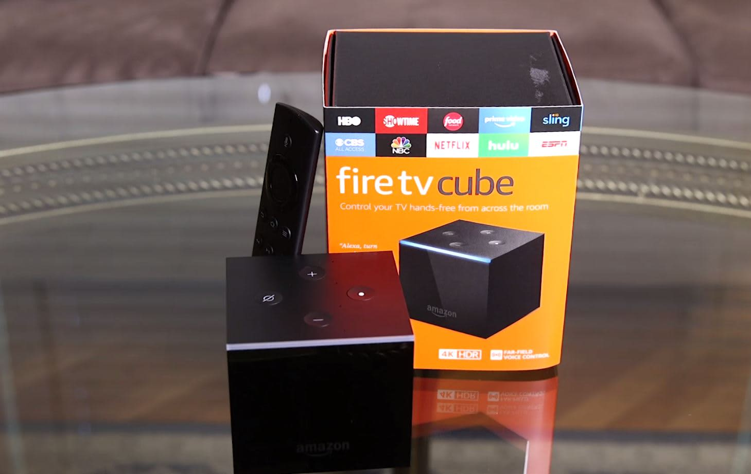 Amazon's Fire TV Cube is a must-buy if you hate losing your remote