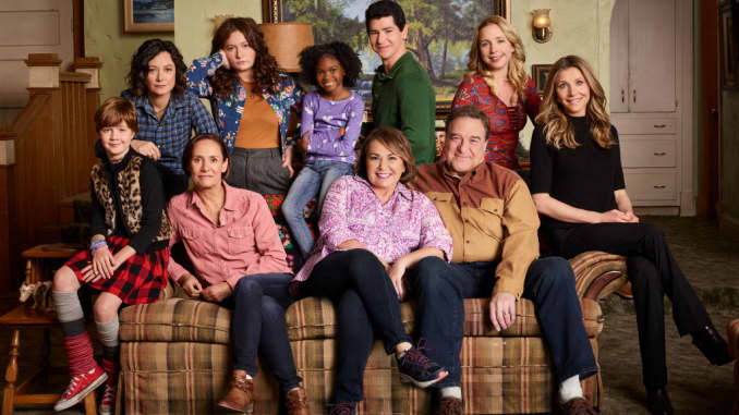 Roseanne Show 2020.John Goodman Reveals Roseanne Will Be Killed Off In The