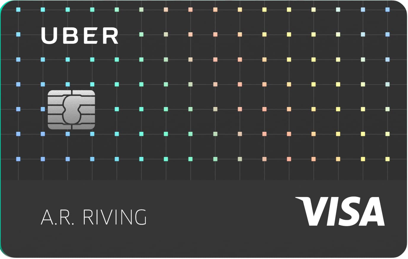 Credit Cards: Uber Visa Card