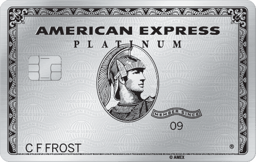 Credit Cards: Platinum from American Express