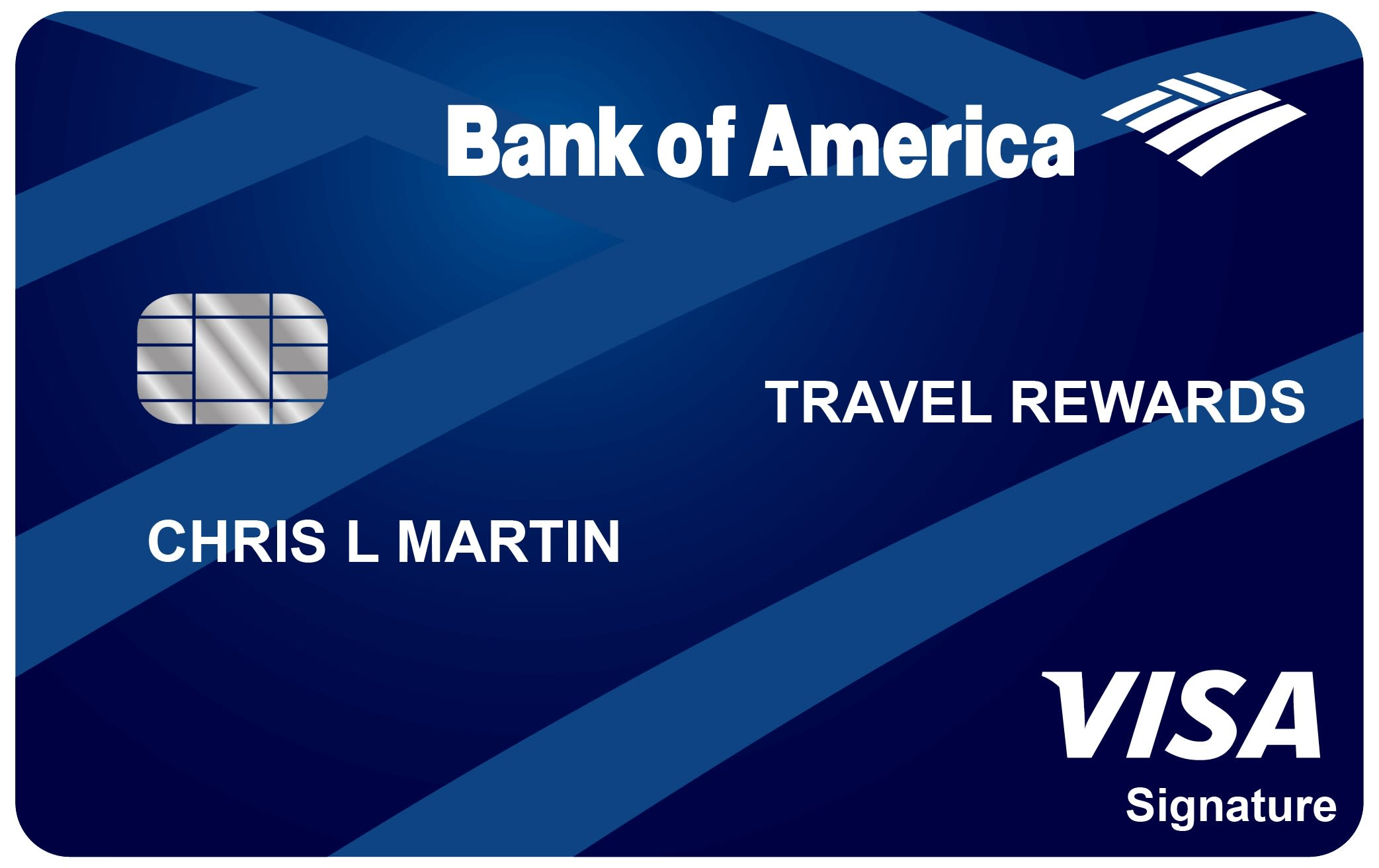 Credit Cards: Bank of America travel rewards