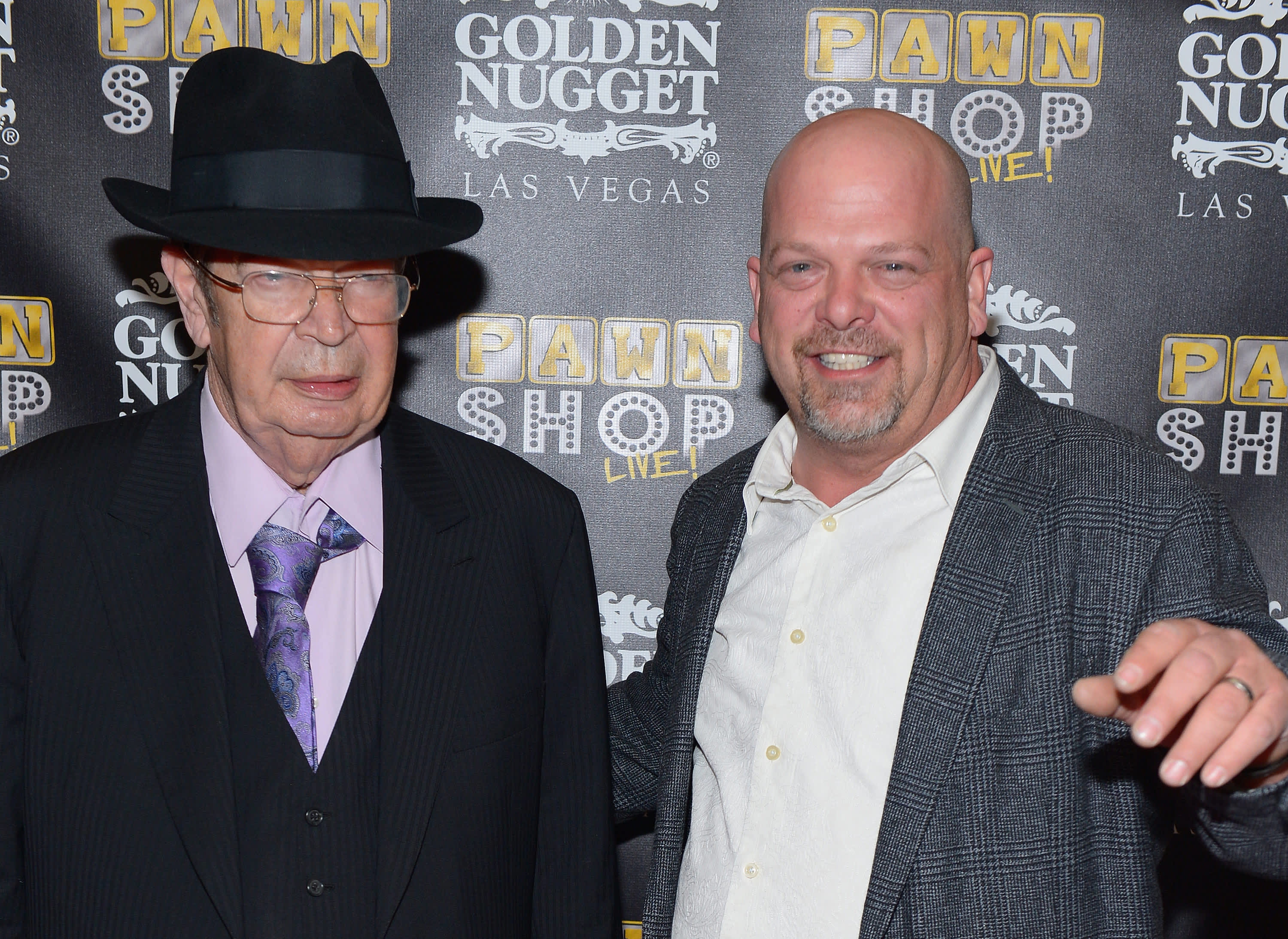 Pawn Stars Richard Harrison Known As The Old Man Dies