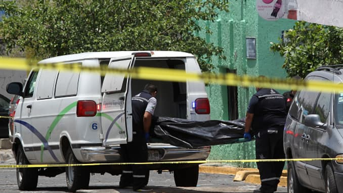 More than 100 politicians murdered in Mexico ahead of election