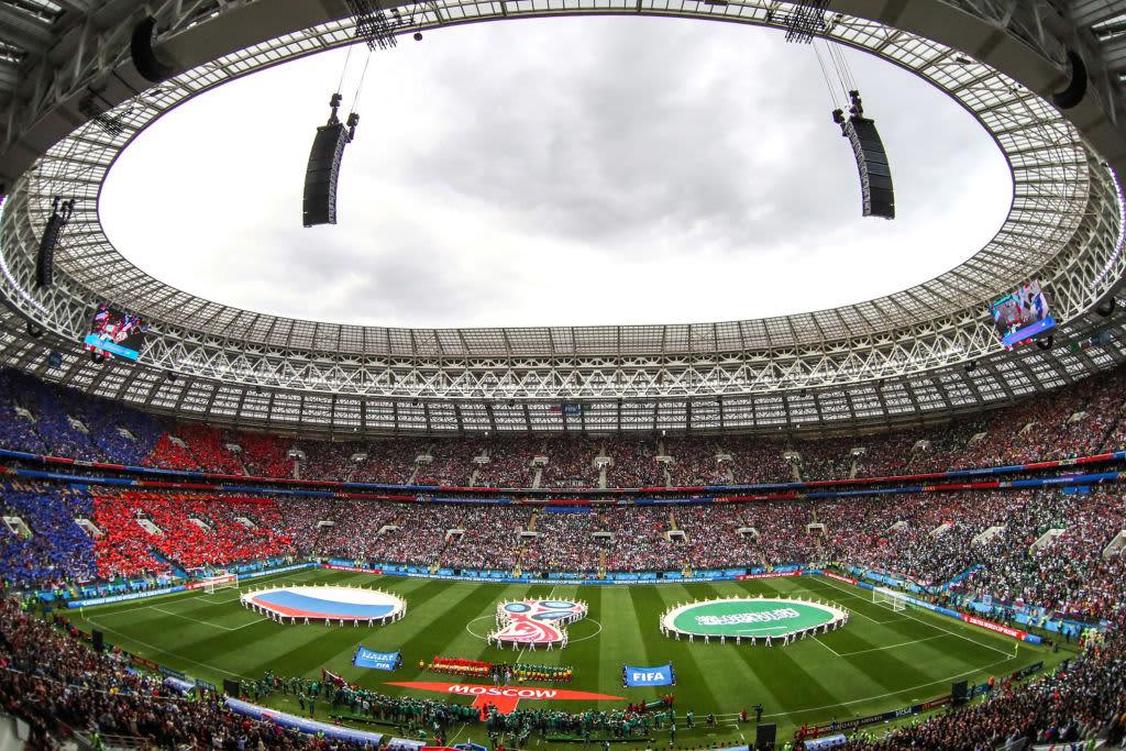Saudi Arabia and Qatar's clash over World Cup piracy just got worse